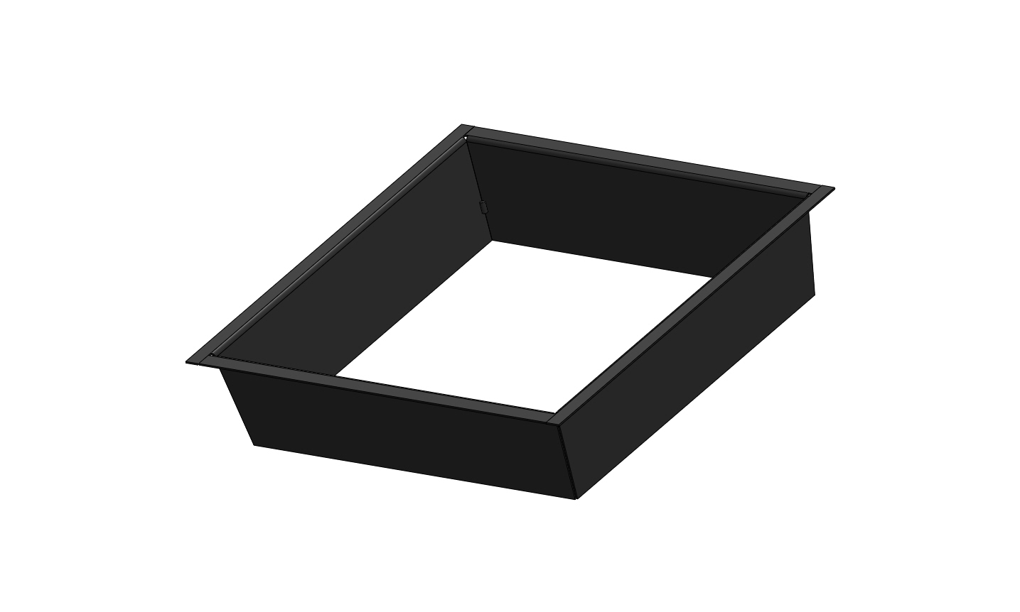 Square Inserts - Square Inserts - The Firepit Source